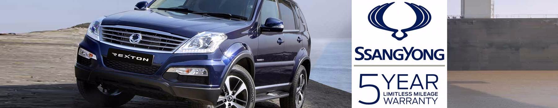 SsangYong Warranty at Leisure World Motors
