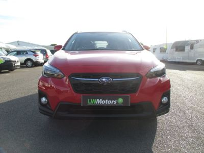 Subaru XV 2.0i SE 5dr Lineartronic Hatchback Petrol RedSubaru XV 2.0i SE 5dr Lineartronic Hatchback Petrol Red at Leisure World Motors Richmond